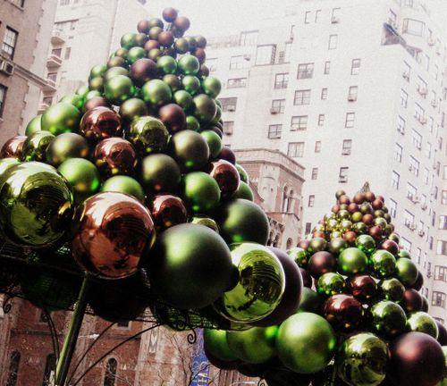 12 Ornament Trees