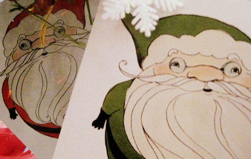 20 Santas