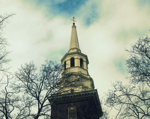 12 Christ Church Steeple