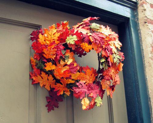 20 Wreath of Leaves
