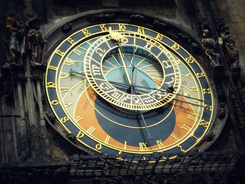 06 Astrological Clock