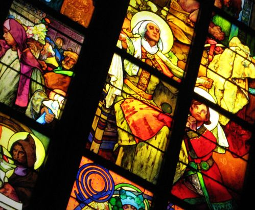 15 Stained Glass 1
