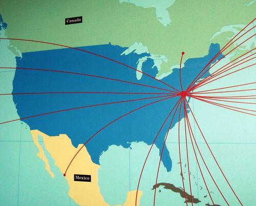11 Reagan's AF1 Destinations
