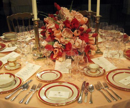 22 Nancy's Table Settings