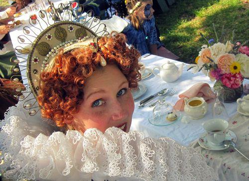 01 Queen Elizabeth Lunches