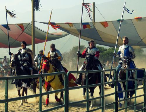 02 Jousting Pageantry