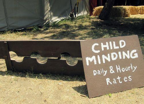 32 Child Minding