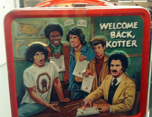 11 Welcome Back Kotter