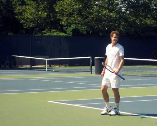 25 Andy Murray