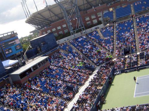 31 Louis Armstron Stadium