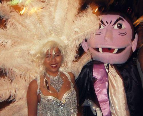 18 Showgirl and Drac